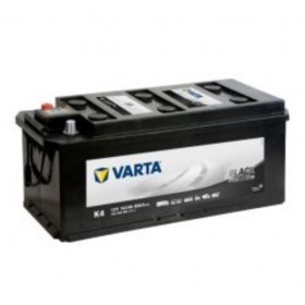 Varta K4 Promotive Black 643 033 095 (620) Varta Agricultural