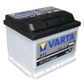 Varta A17 Black Dynamic  540 406 034 (063)