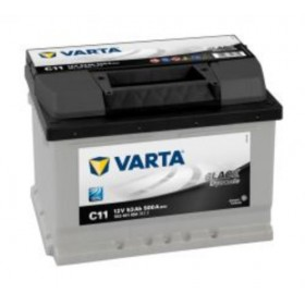Varta C11 Black Dynamic 553 401 050 (065)