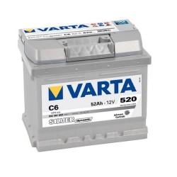 Varta C6 Silver Dynamic 552 401 052 (063)
