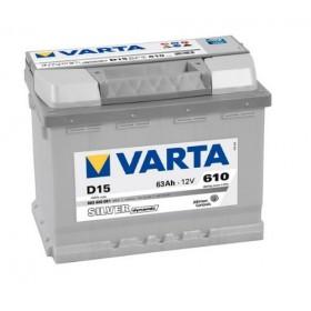 Varta D15 Silver Dynamic 563 400 061 (027)