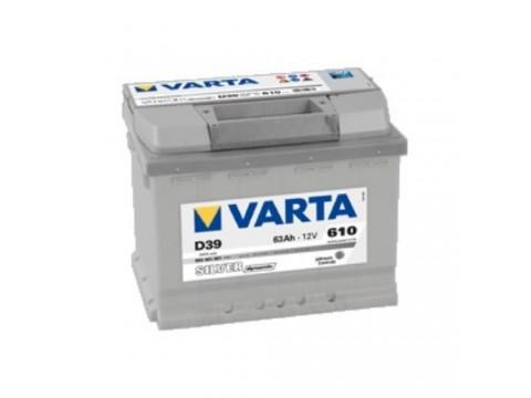 Varta D39 Silver Dynamic 563 401 061 (078)