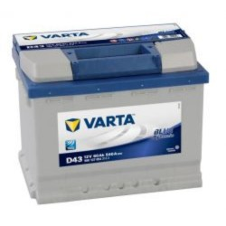Varta D43 Blue Dynamic 560 127 054 (078)
