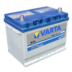 Varta E23 Blue Dynamic 570 412 063 (068/030) Varta Commercial