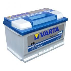 Varta E43 Blue Dynamic 572 409 068 (100) Varta Taxi