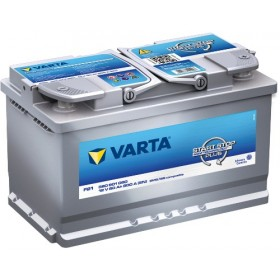 Varta F21 Start-Stop Plus 580 901 080 (115) Varta VRLA & AGM