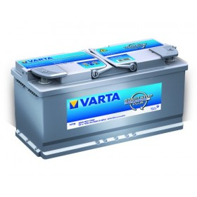 Varta H15 Start-Stop Plus 605 901 095 (020/I1) Varta VRLA & AGM