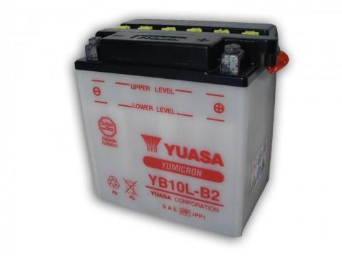 Yuasa YB10LB2 12v 11Ah Motorcycle Battery