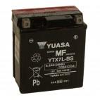 Yuasa YTX7L-BS 12v 6.3Ah Motorcycle AGM Battery