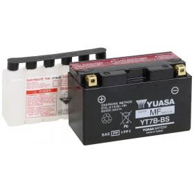 Yuasa YT7B-BS 12v 6.8Ah AGM Motorcycle Battery