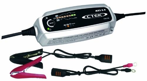 ctek mxs 5 0 battery charger mxs5 0. Black Bedroom Furniture Sets. Home Design Ideas