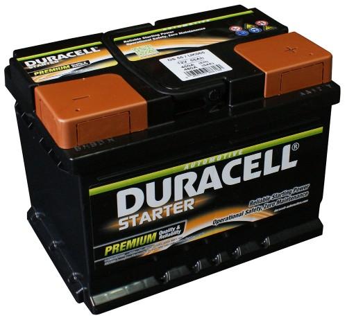 Duracell DS55 Starter Car Battery (065
