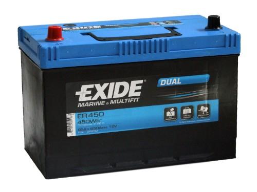 Exide ER450 Dual (250/334)